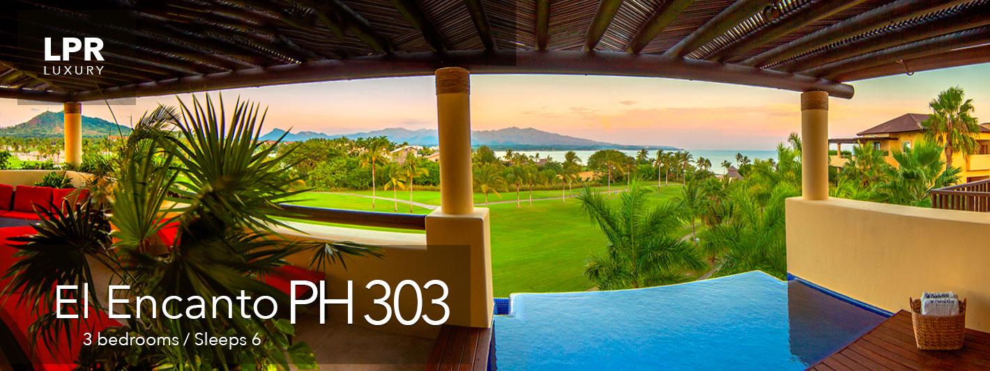 El Encanto Punta Mita Penthouse 303