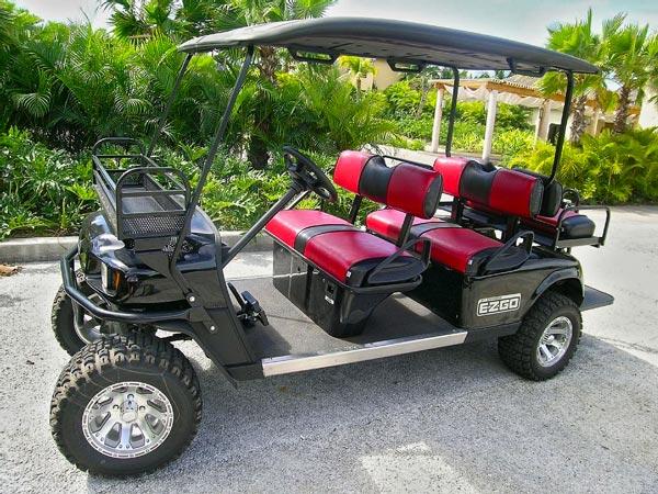 El Encanto Punta Mita Penthouse 303 - Golf Cart