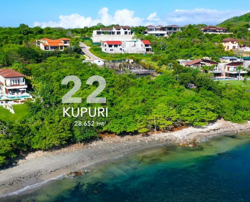 Kupuri - Lot 22 at the Punta Mita Resort, Mexico