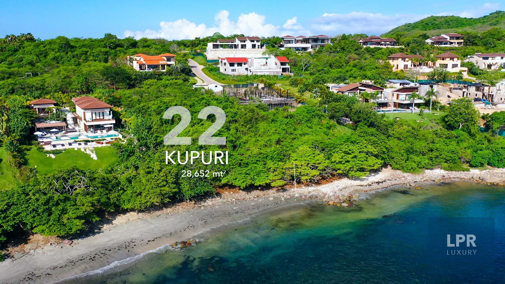 Kupuri - Lot 22 at the Punta Mita Resort, Mexico