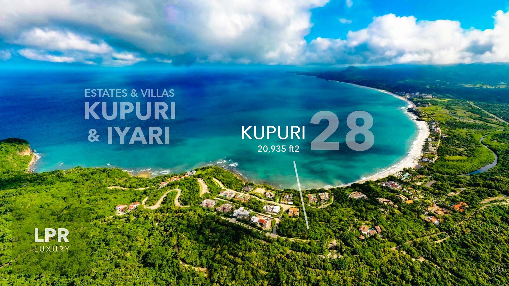 Kupuri Estates lot 28 at the Punta Mita Resort, Riviera Nayarit, Mexico