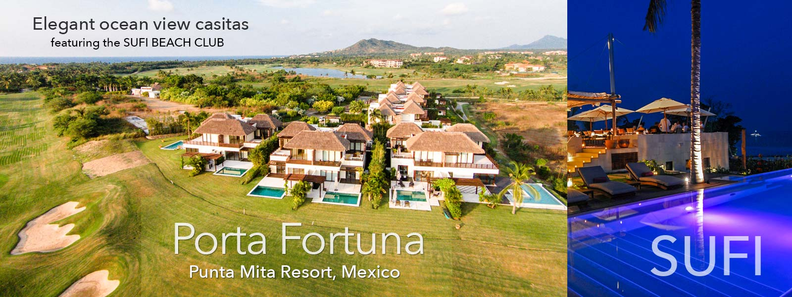 Porta Fortuna - Punta Mita Resort Real Estate - Vallarta | Nayarit - Mexico
