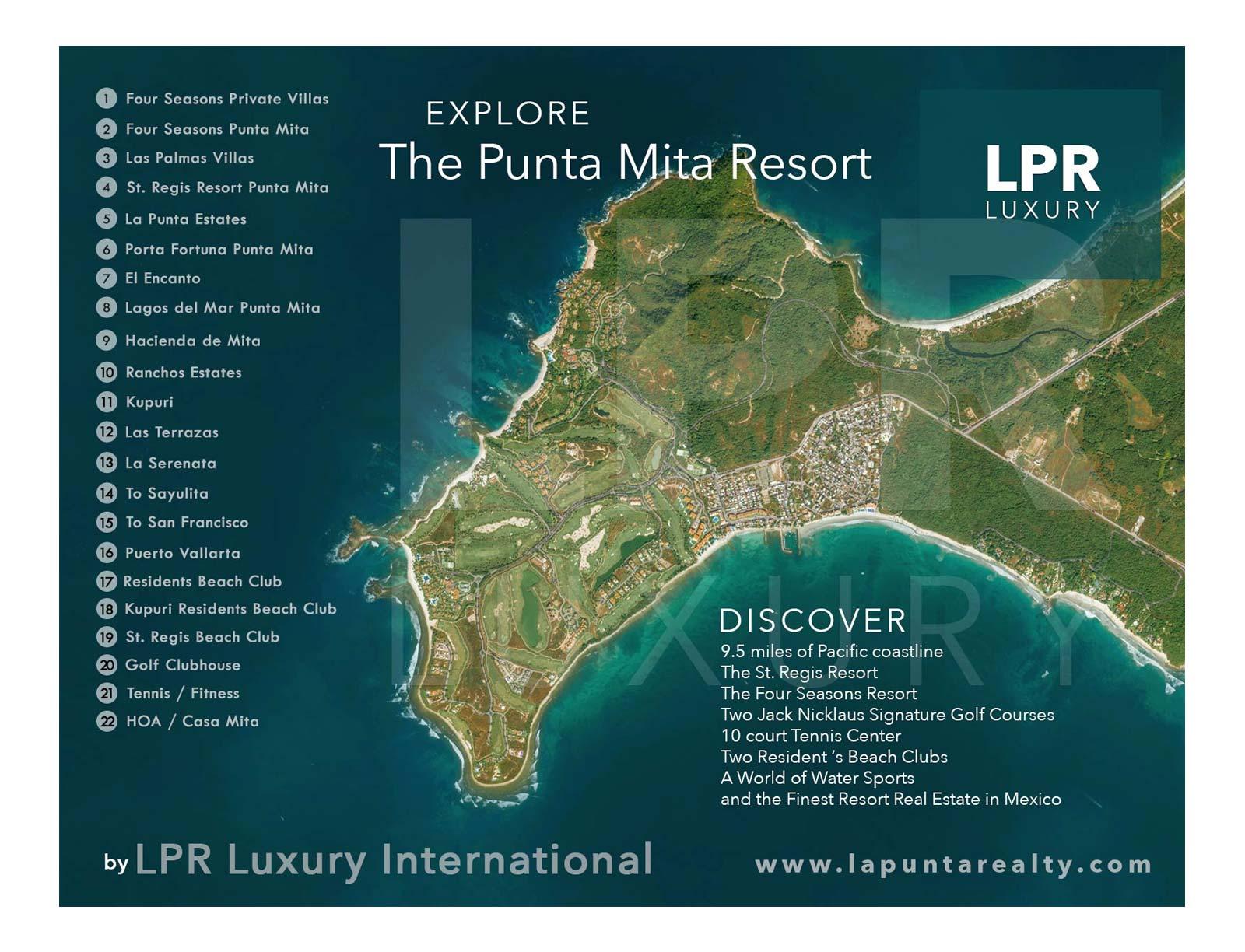 Punta Mita Master Plan