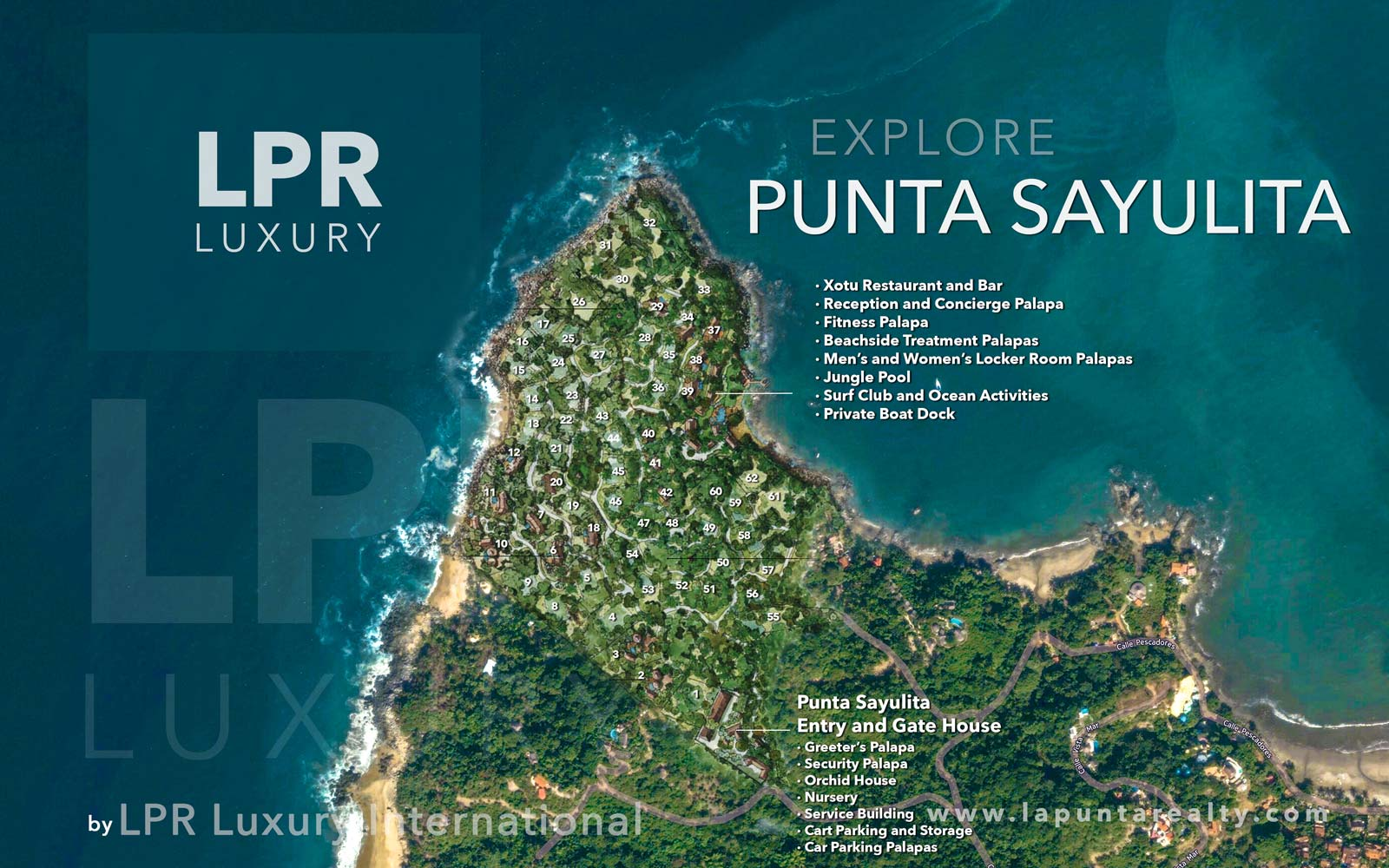 The Villas at Punta Sayulita are unique and luxurious hideaway homes that overlook the surf. Sayulita luxury Real Estate and Vacation Rentals - Riviera Nayarit, Mexico