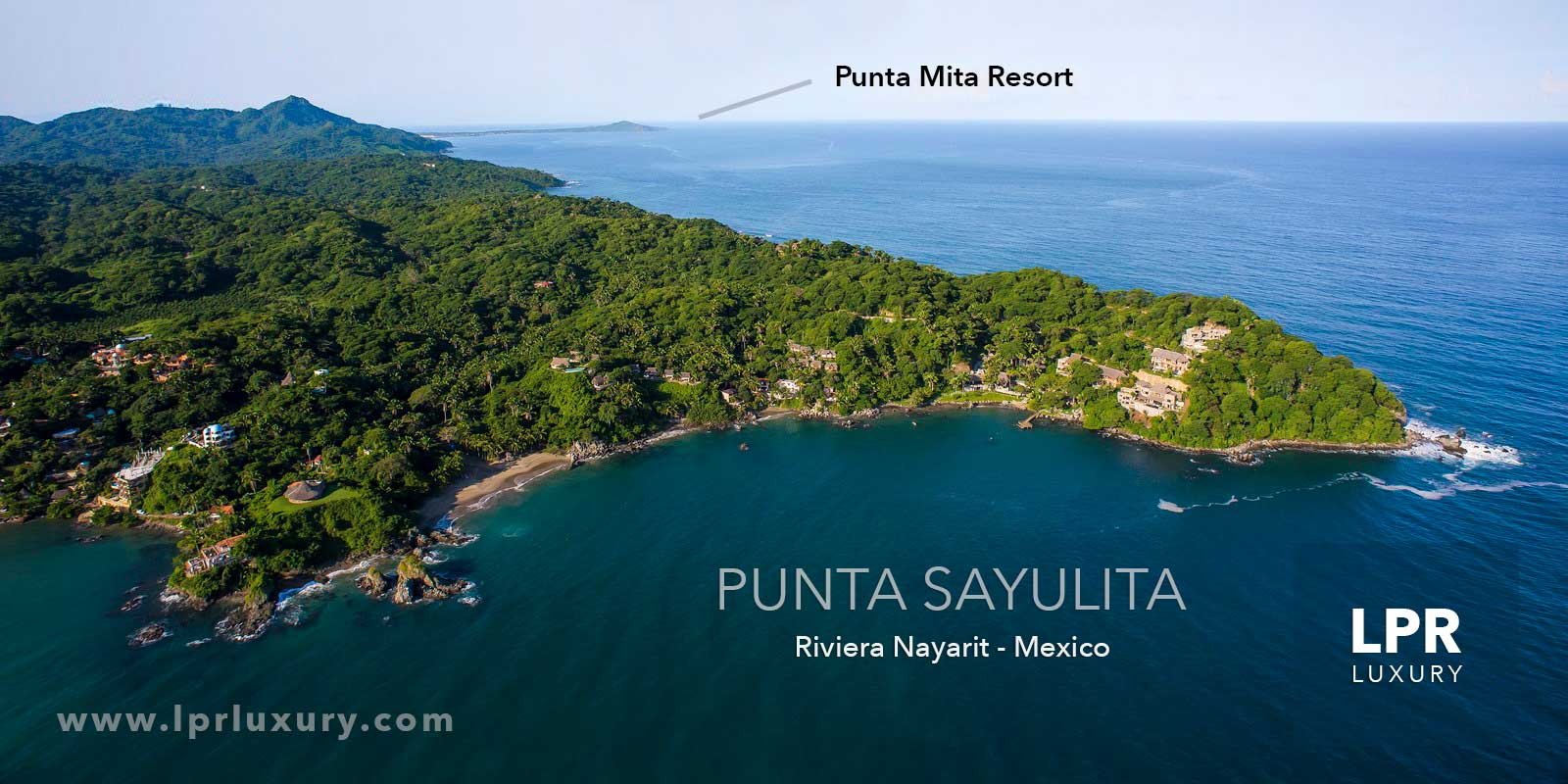 Punta Sayulita - Luxury Sayulita Real Estate and Vacation Rentals - Riviera Nayarit, Mexico