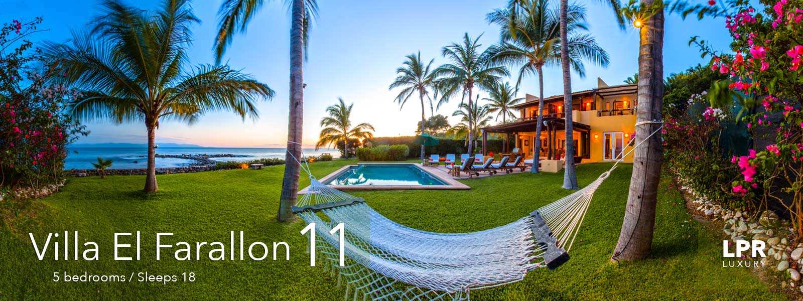 Villa El Farallon 11 - Luxury Beachfront Punta de Mita Real Estate