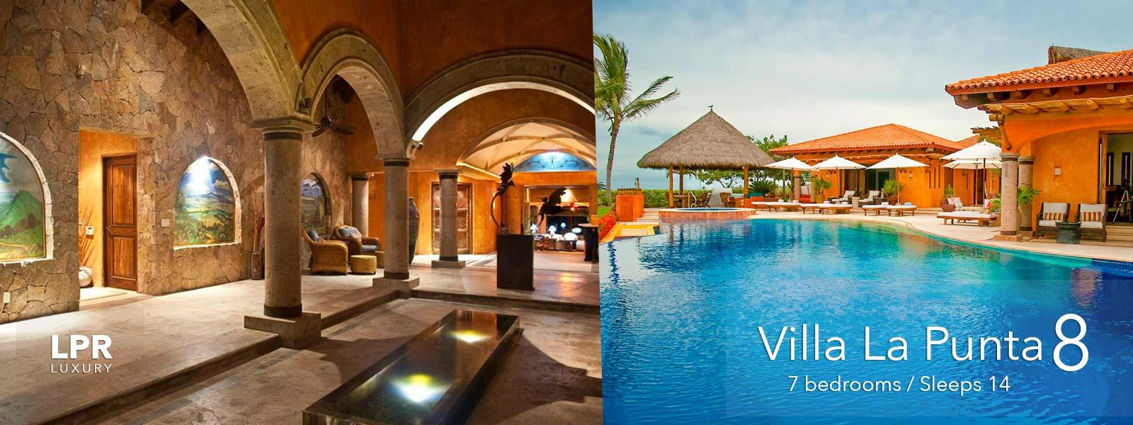 Villa la Punta 8 - La Punta Estate - Punta Mita Resort - Riviera Nayarit - Mexico