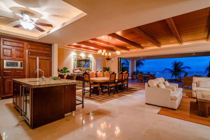 Hacienda de Mita 405 - Punta Mita, Mexico Luxury vscation rental beachfront condo