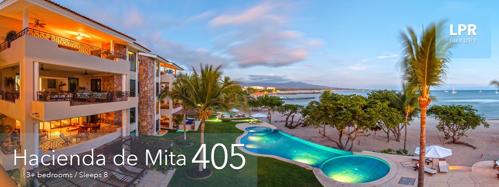 Hacienda de Mita 405 - Punta Mita, Mexico