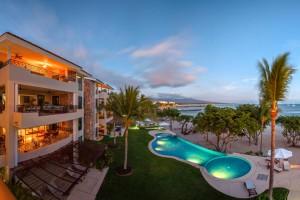 Hacienda de Mita 405 - Luxury Punta Mita Mexico condos for sale and rent