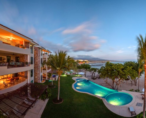 Hacienda de Mita 405 - Luxury Punta Mita Mexico condos for sale and rent