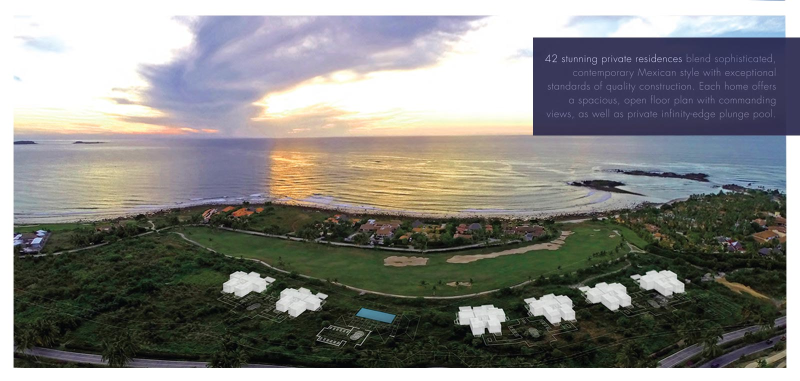 Las Marietas Punta Mita - Luxury resort condos for sale by the St. Regis Punta Mita, Mexico