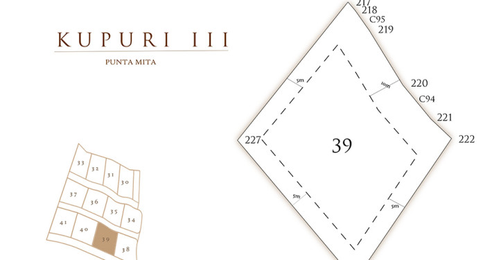 Kupuri - Lot 39 at the Punta Mita Resort, Mexico