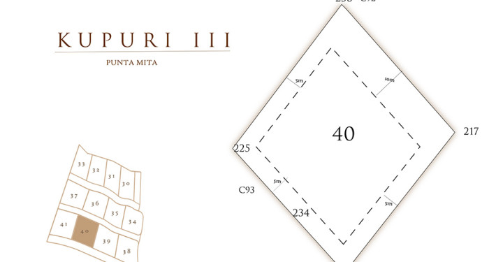 Kupuri - Lot 40 at the Punta Mita Resort, Mexico