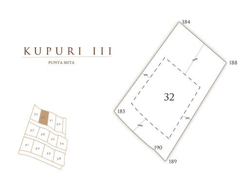 Kupuri - Lot 32 at the Punta Mita Resort, Mexico