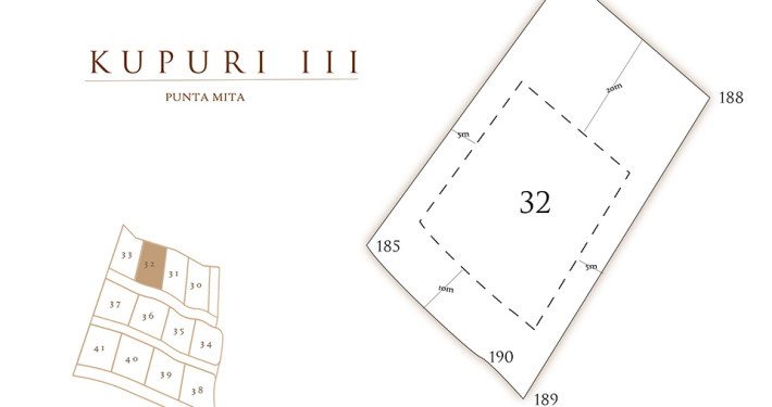 Kupuri - Lot 32 at the Punta Mita Resort, Mexico