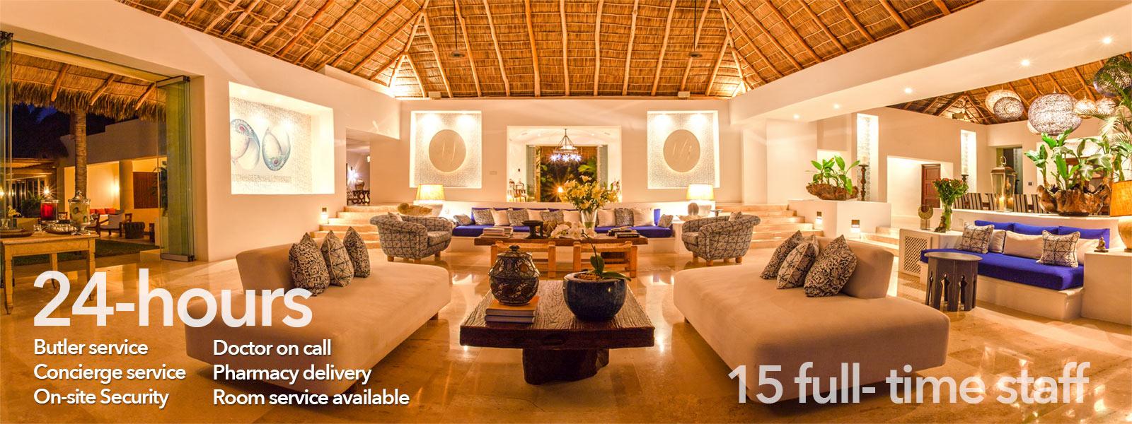 Casa Aramara - Ultra Luxury Punta Mita Mexico