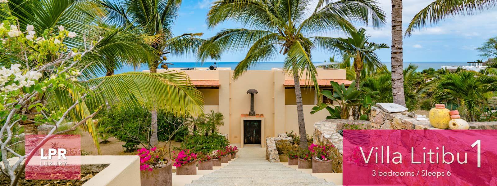 Villa Litibu 1 - Punta de Mita Real Estate - Riviera Nayarit, Mexico