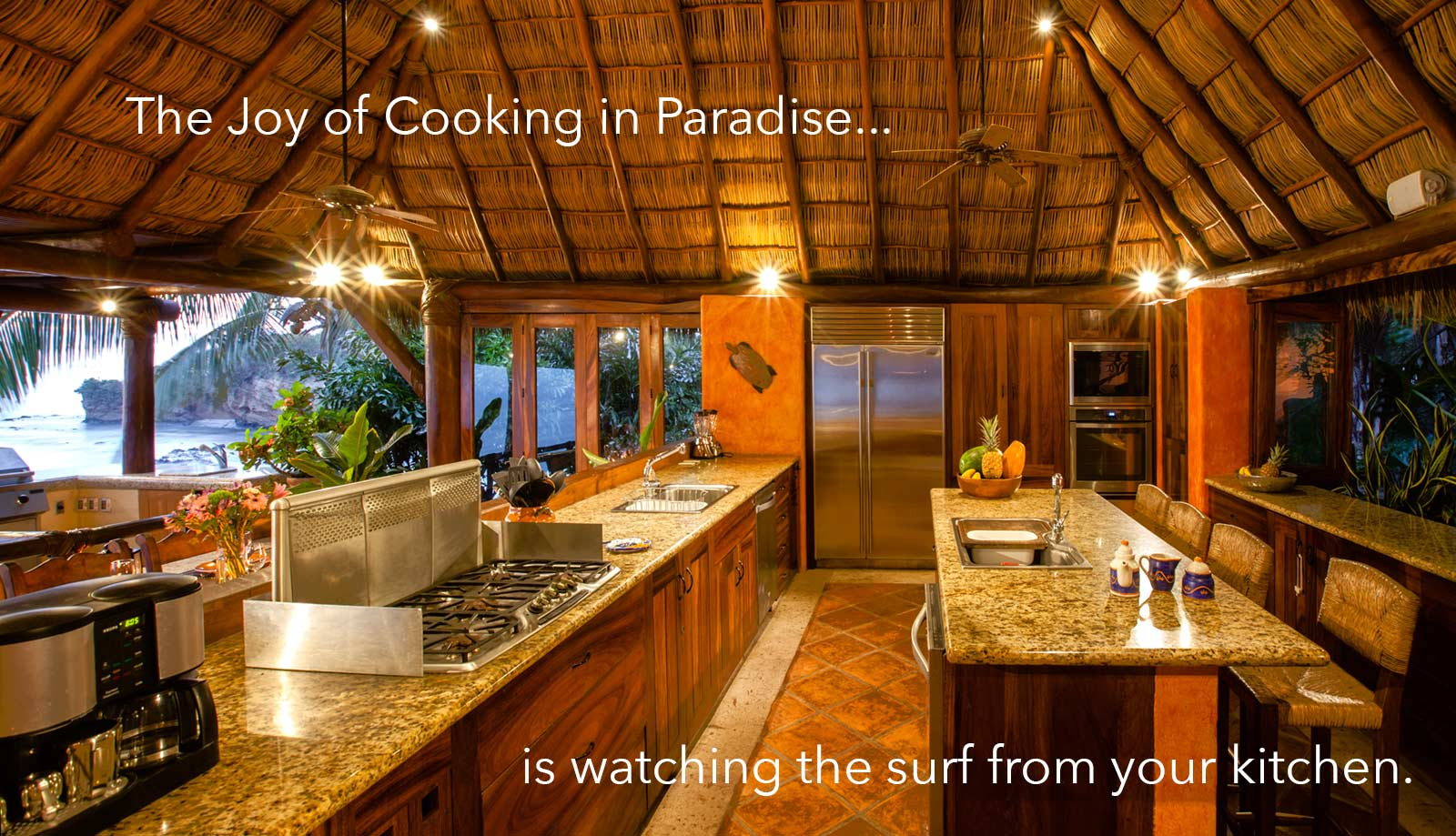 villa paradise coves 1 - punta de mita real estate & rentals