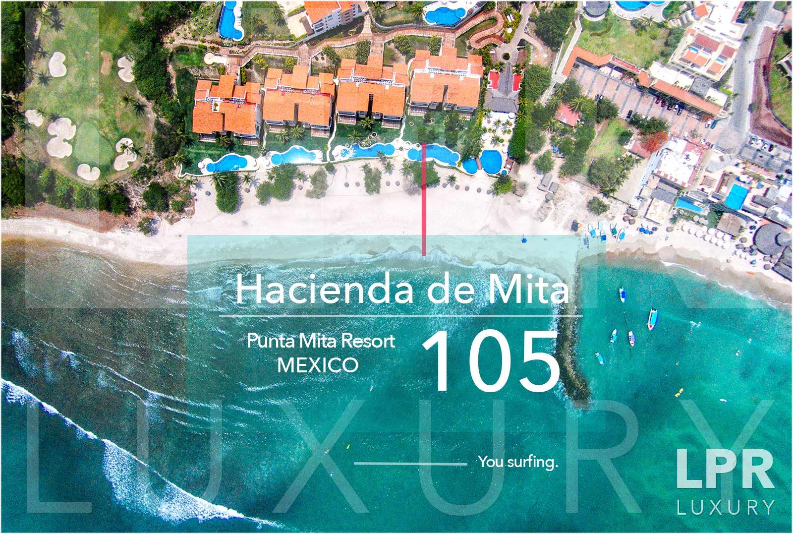Hacienda de Mita 105 - Punta Mita, Mexico
