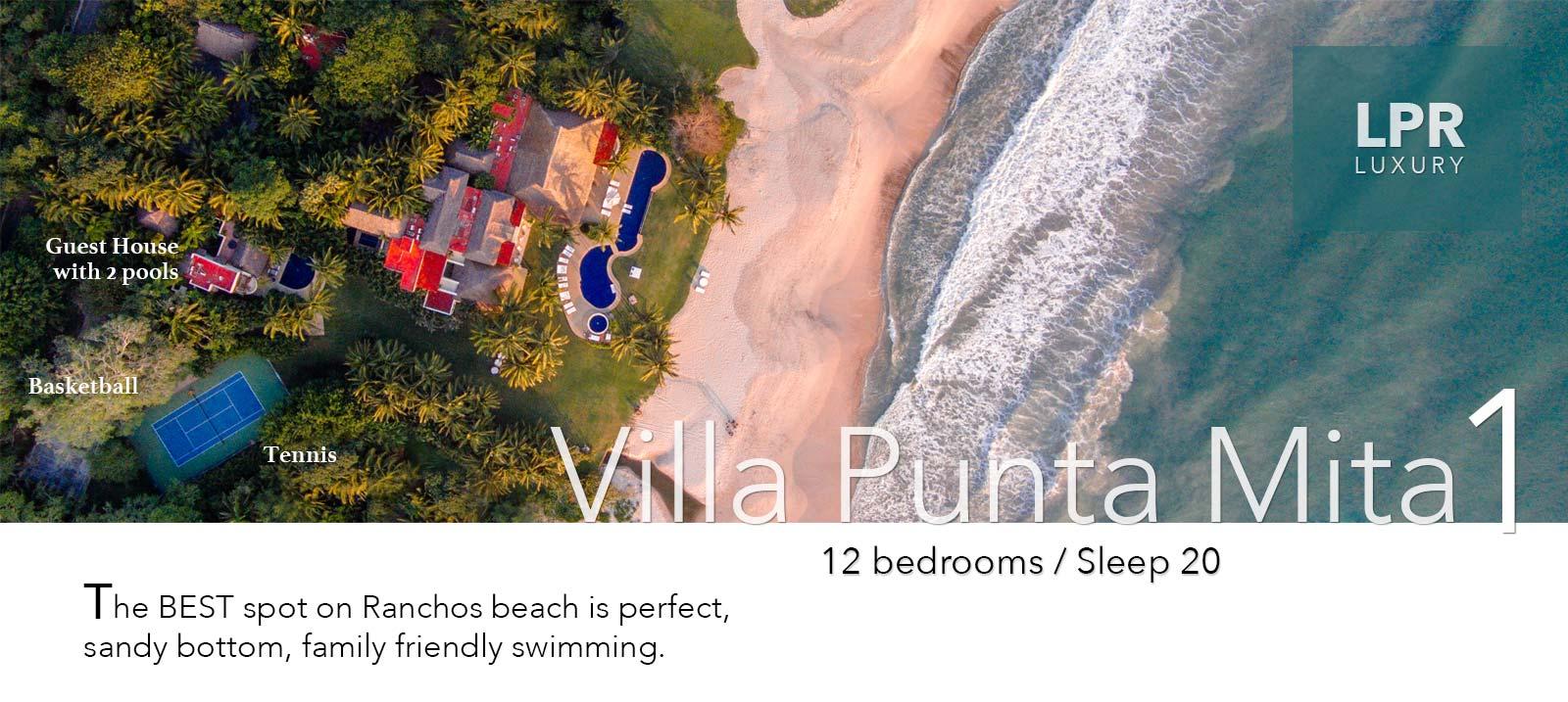 Villa Punta Mita 1 - Punta Mita Real Estate and Rentals - Mexico