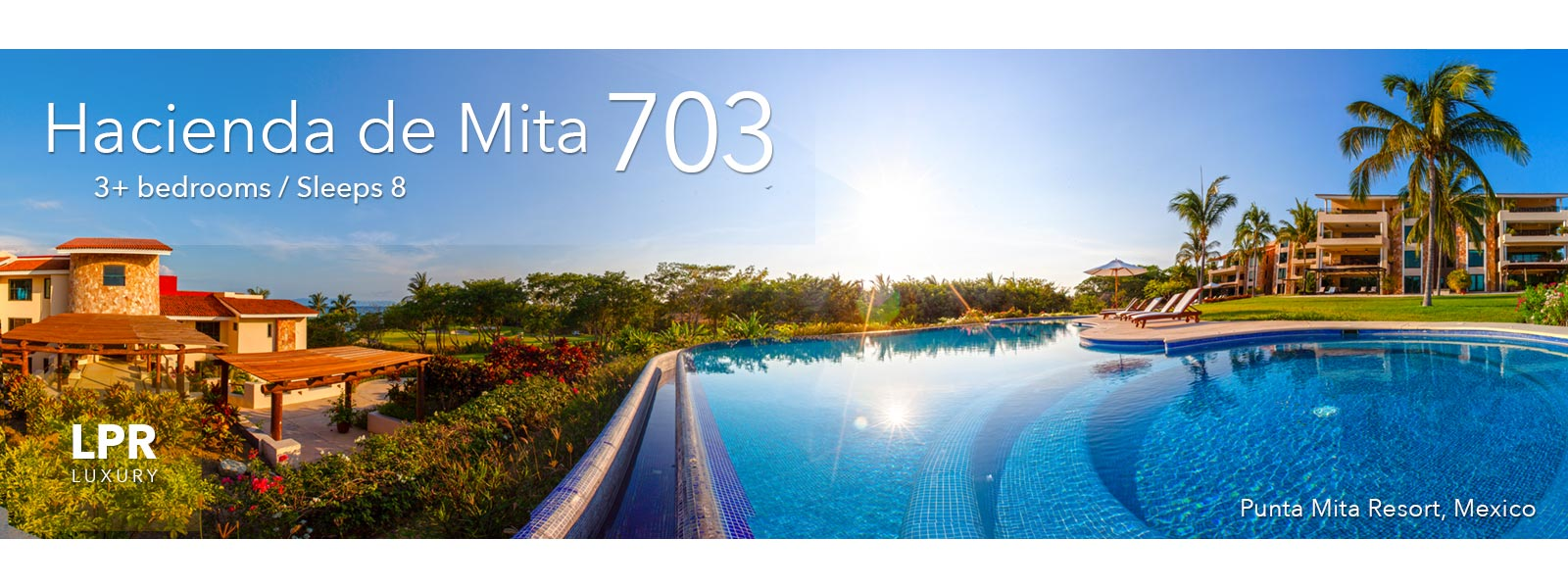 Hacienda de Mita 703 - Luxury Punta Mita Mexico condos for sale and rent