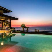Villa La Punta 7 - Luxury vacation rental villa at the Punta Mita Resort, Mexico