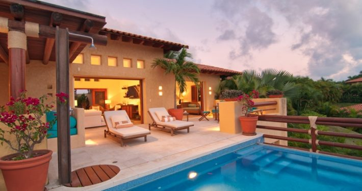 Villa Las Palmas 22 - Punta Mita Resort Real Estate - Punta Mita Vacation Rentals