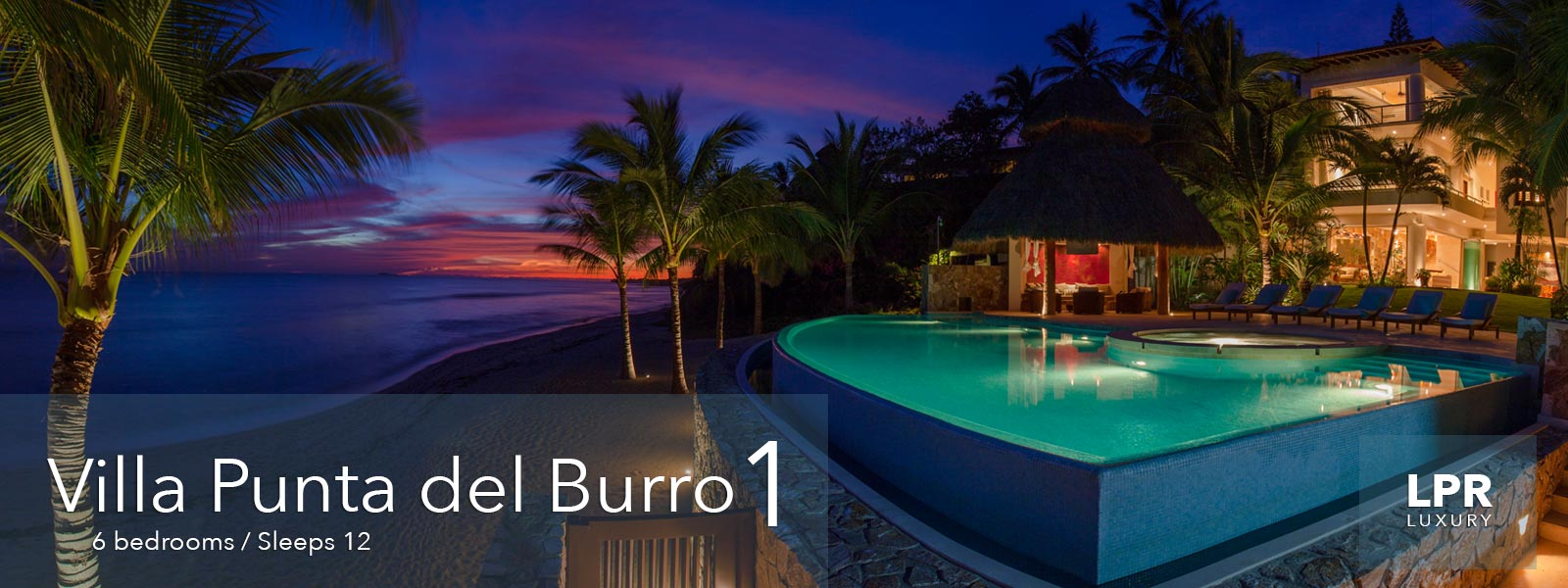 Villa Punta del Burro 1 - Punta de Mita - Mexico Luxury Vacation Rentals and Real Estate