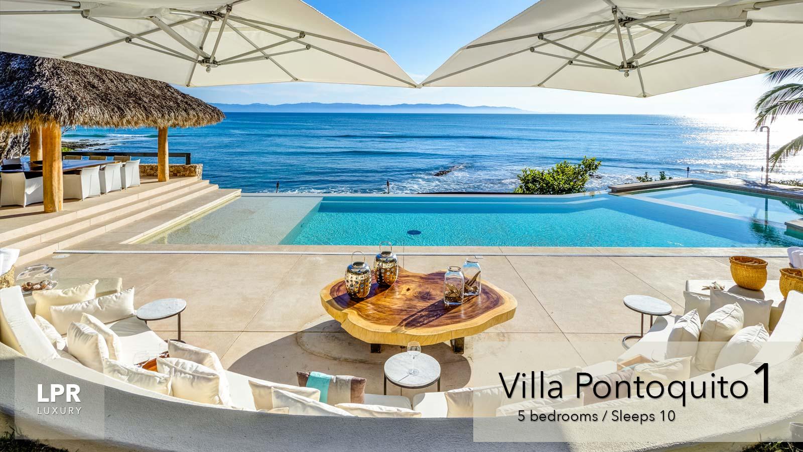 Villa Pontoquito 1 - Luxury Punta de Mita Real Estate | Vacation Rentals