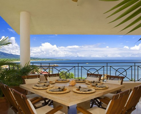 Hacienda de Mita Penthouse 5-2 - Luxury Punta Mita Mexico condos for sale and rent