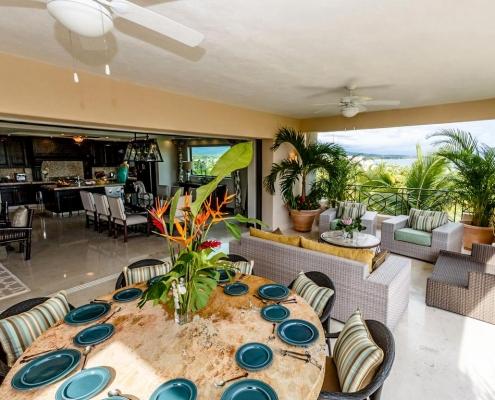 Hacienda de Mita 906 - Punta Mita Resort beach condo - Riviera Nayarit, Mexico