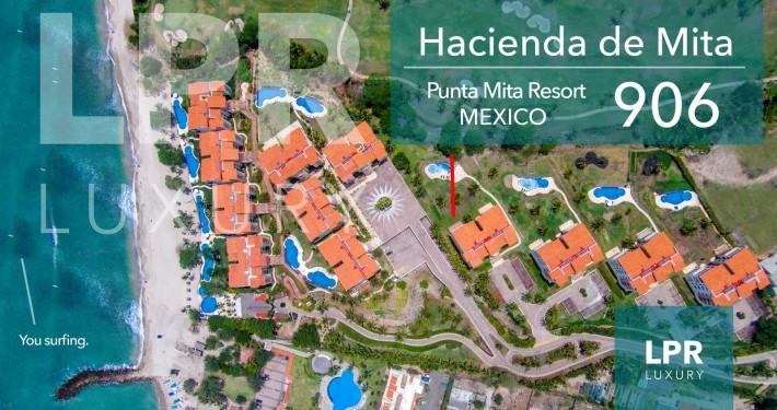 HACIENDA DE MITA 906 - Riviera Nayarit, Punta Mita Resort, Mexico