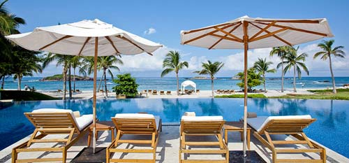 St. Regis Beach Club - Punta Mita Resort - Mexico