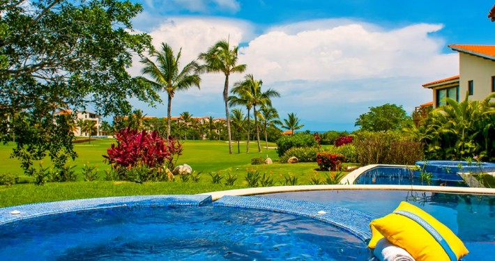 Villa la Serenata 4 - Punta Mita Mexico Resort Real Estate and Vacation Rentals