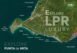 Explore a Real Estate Map of the Punta de Mita Peninsula - Including the Resort Master Plan of Punta Mita - Puerto Vallarta | Riviera Nayarit - Mexico