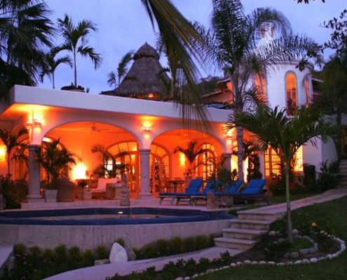 Villa Sayulita 5 - Luxury Beachfront vacation rental villa in Sayulita, Mexico
