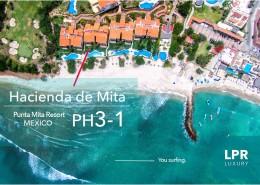 Hacienda de Mita Penthouse 3-1 - Punta Mita Resort - Mexico