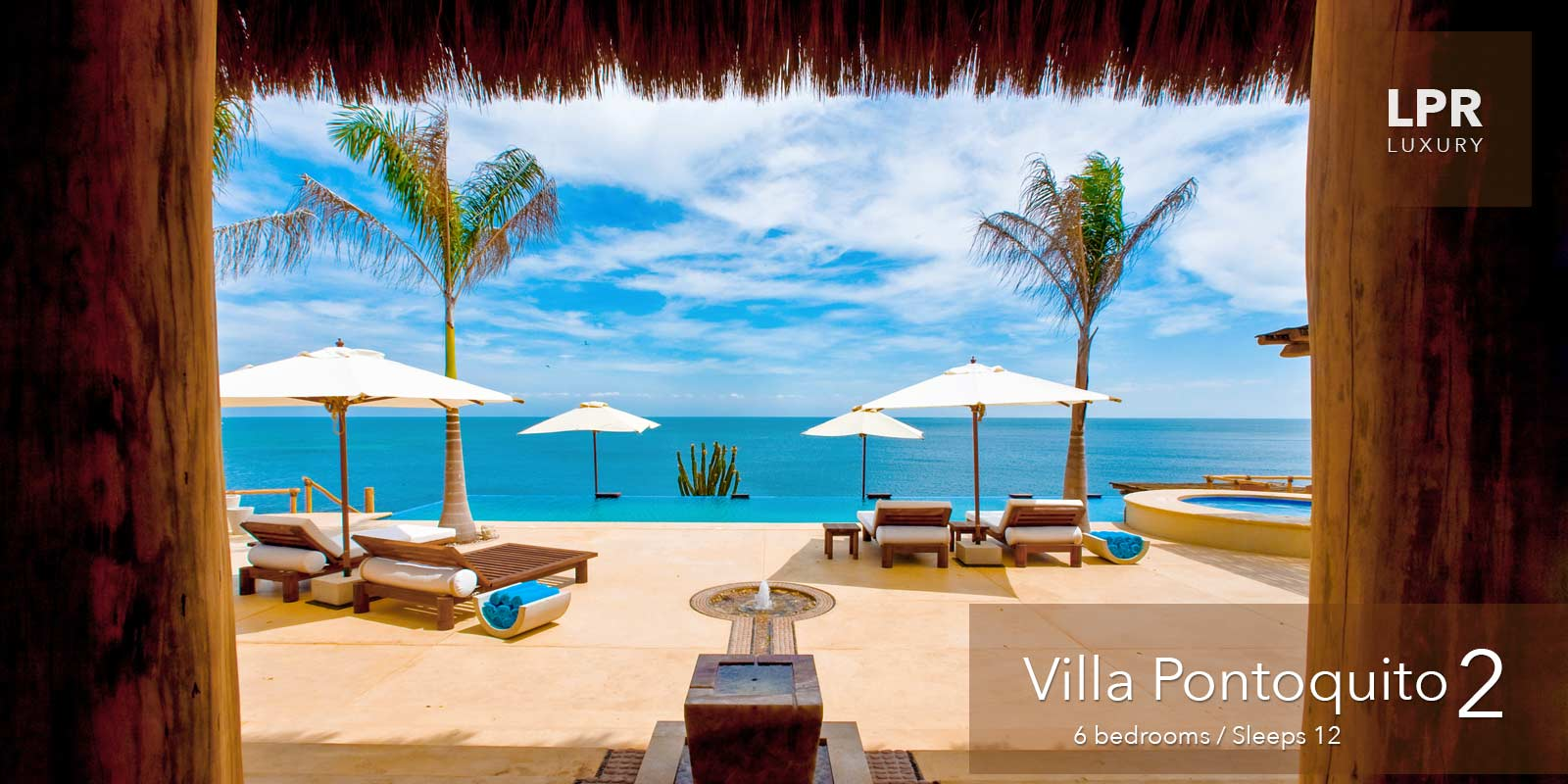 Villa Pontoquito 2 - Luxury Punta de Mita Real Estate and Vacation Rentals - Riviera Nayarit, Mexico