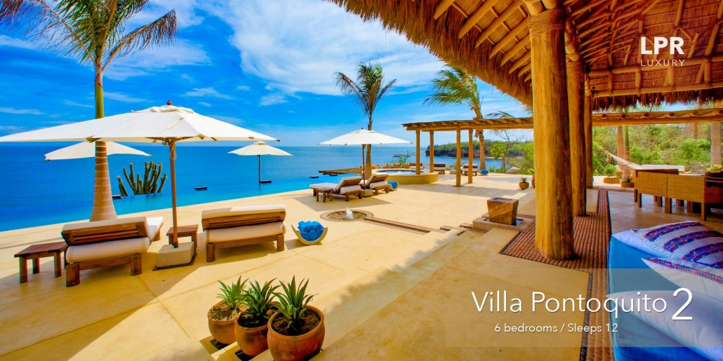 Villa Pontoquito 2 - Luxury Punta de Mita Real Estate and Vacation Rentals - Riviera Nayarit, Mexico