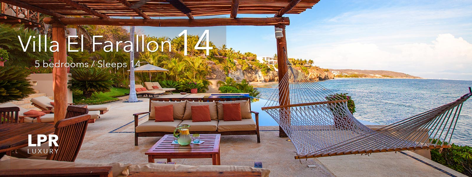 Villa el Farallon 14 - Punta de Mita Puerto Vallarta luxury real estate - Villa for sale and rent
