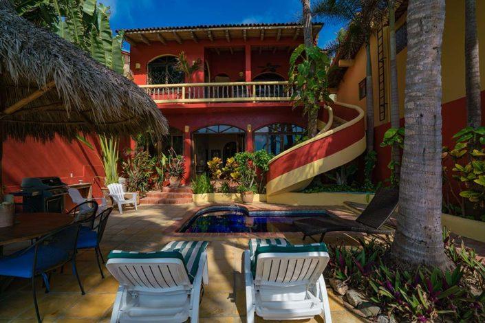 Villa San Pacho 10 - San Francisco - San Pancho Real Estate and Vacation Rental - Riviera Nayarit, Mexico