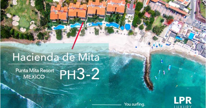 Hacienda de Mita Penthouse 3-2 - Punta Mita Resort - Mexico