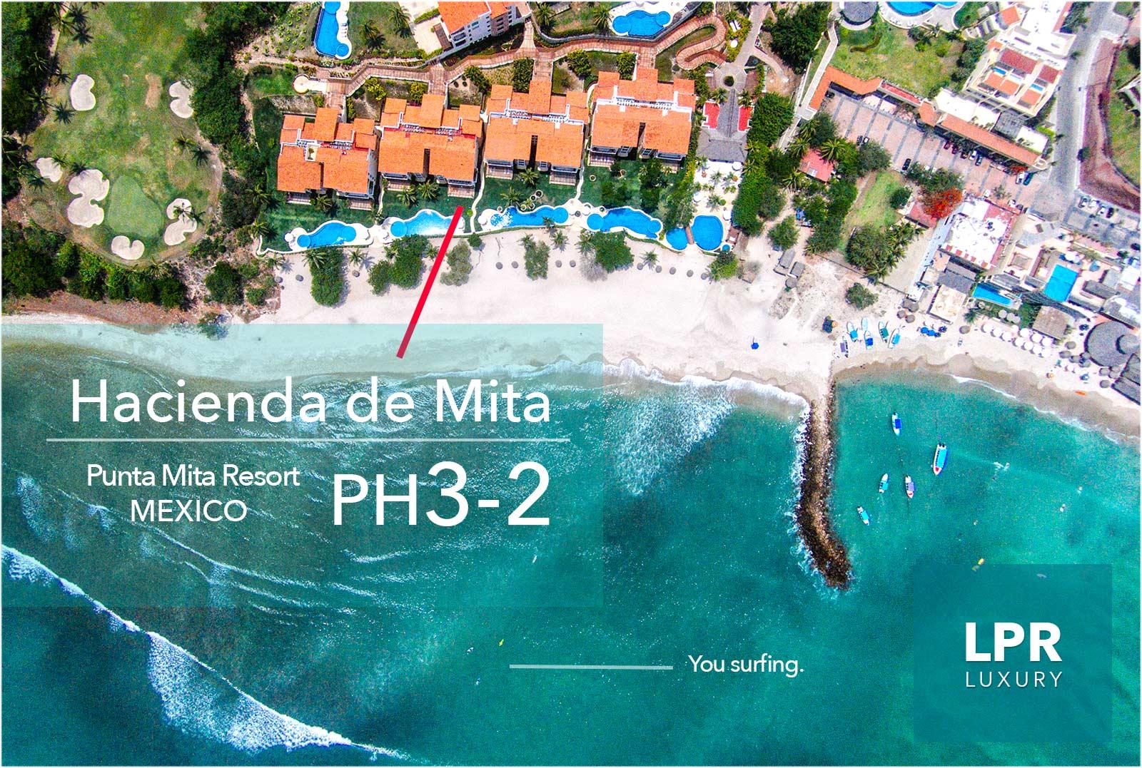 Hacienda de Mita Penthouse 3-2 - Punta Mita Resort - Mexico