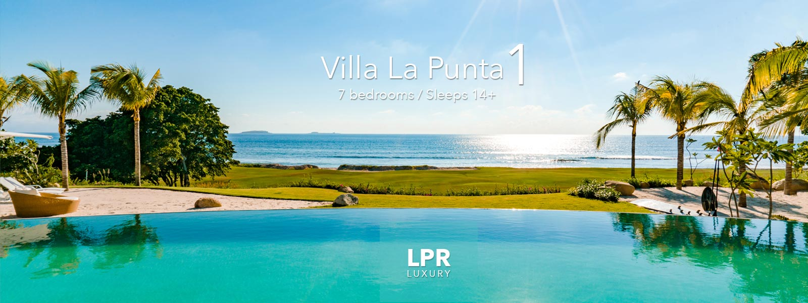 Villa La Punta 1 - Luxury Punta Mita Resort Vacation Villa - Riviera Nayarit, Mexico
