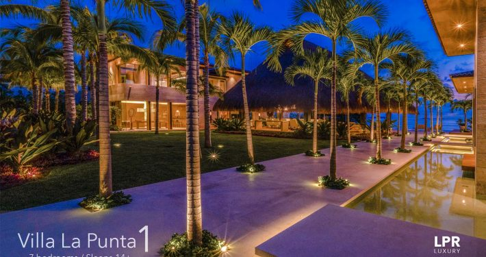 Villa La Punta 1 - Punta Mita Resort Ultra Luxury Vacation Villa rentals in Riviera Nayarit, Mexico