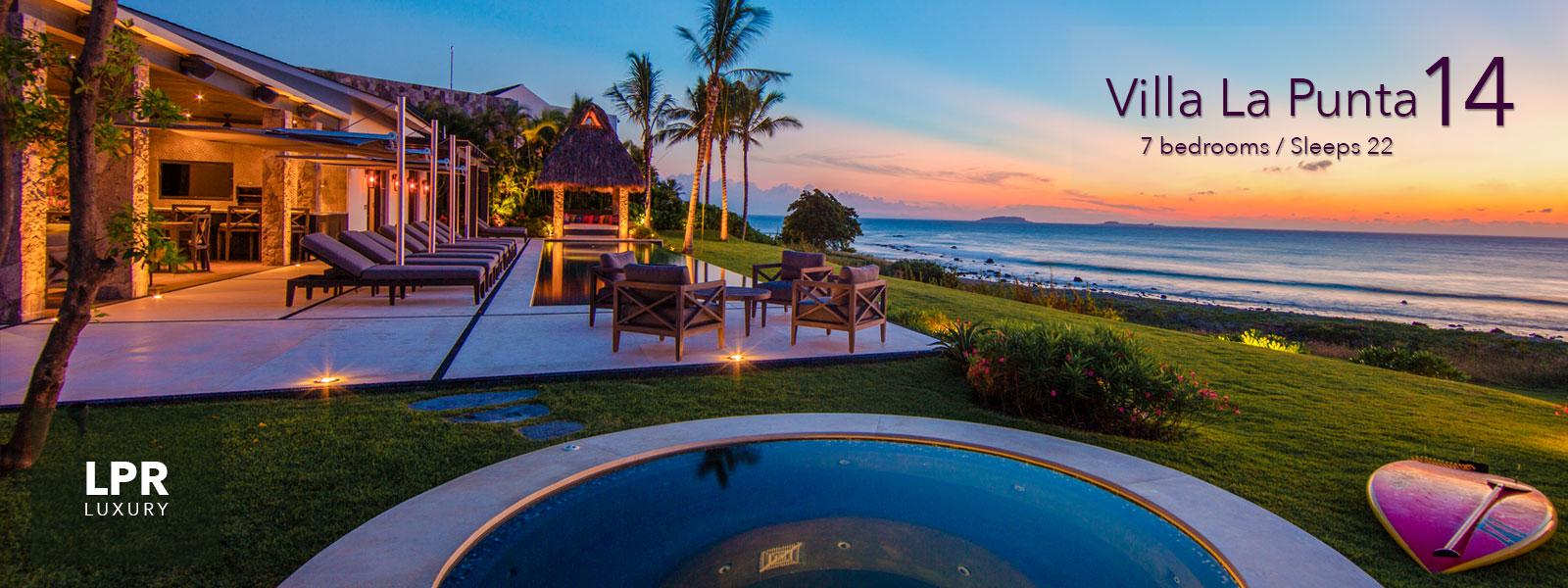 Villa la Punta 14 - Luxury Punta Mita Vacation rental villa for rent