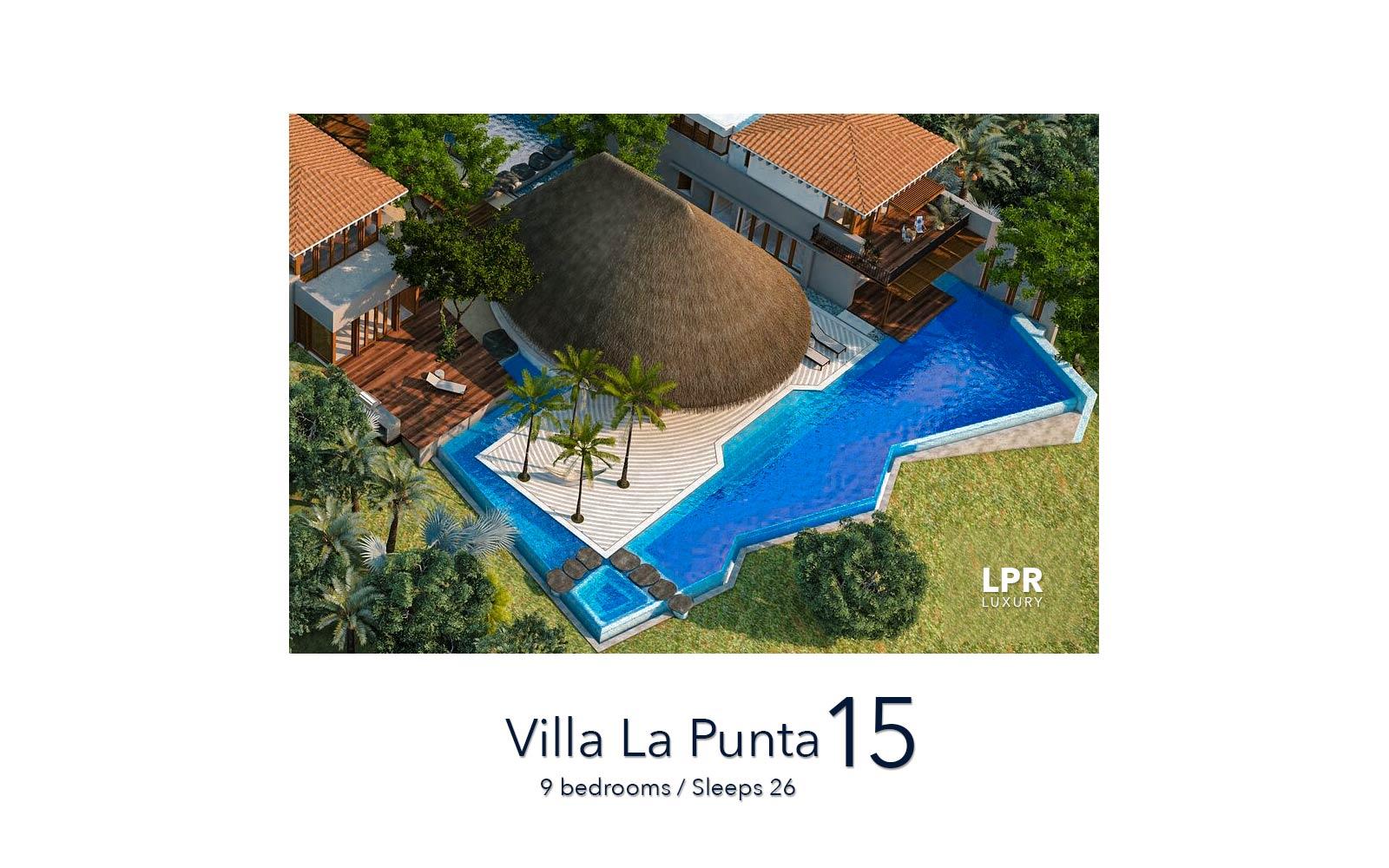 Villa La Punta 15 - Ultra Luxury Punta Mita Resort Vacation rental villa for rent