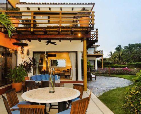 Villa la Serenata 1 - Punta Mita Mexico Resort Real Estate and Vacation Rentals