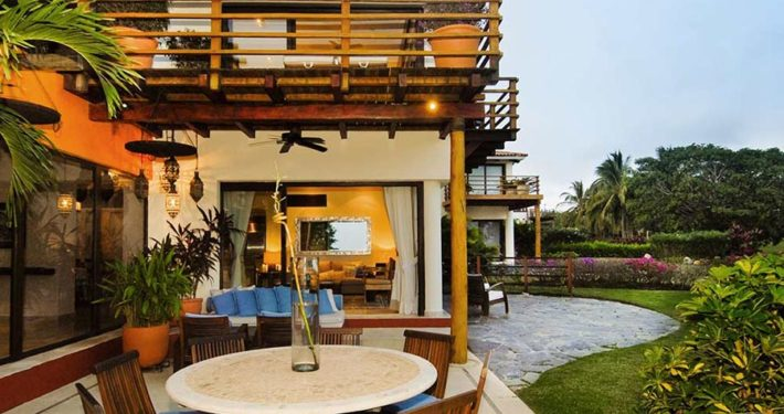 Villa la Serenata 1 - Punta Mita Mexico Resort Real Estate and Vacation Rentals